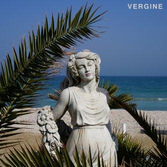 Copertina dell'album VERGINE, di Vergine