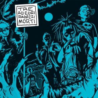 Copertina dell'album Allegro pogo morto, di Tre Allegri Ragazzi Morti