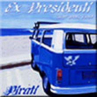 Copertina dell'album Pirati, di Ex Presidenti
