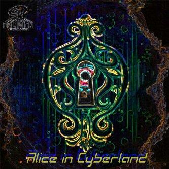 Copertina dell'album Alice in Cyberland, di Oblivion Of The Mind