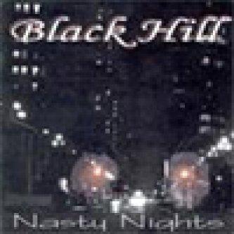 Copertina dell'album Nasty Nights, di Black Hill