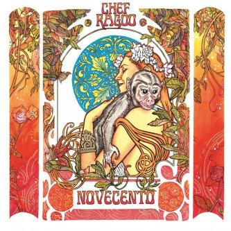 Copertina dell'album Novecento, di Chef Ragoo