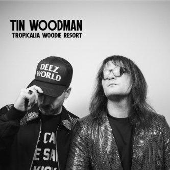 Copertina dell'album Tropicalia Woodie Resort, di Tin Woodman