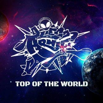 Copertina dell'album Top Of The World, di Dj Bront