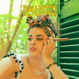 Copertina dell'album Vengo a prenderti all'Havana, di CAMILLA