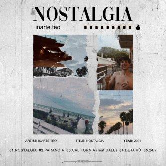 Copertina dell'album Nostalgia - EP, di Inarte.Teo