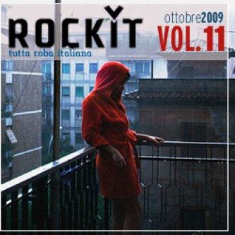 Copertina dell'album Rockit Vol. 11, di Giardini di Mirò