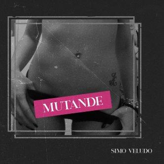 Copertina dell'album Mutande, di Simo Veludo