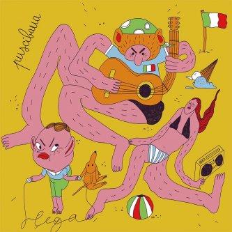 Copertina dell'album Lega!, di Puscibaua