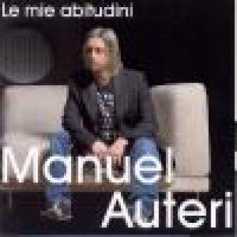 Copertina dell'album Le mie abitudini, di Manuel Auteri