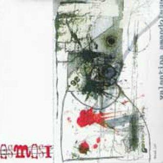 Copertina dell'album Osmosi, di Valentina Amandolese