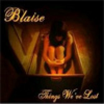 Copertina dell'album Things We've Lost, di Blaise