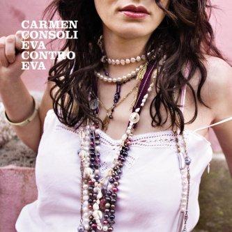 Copertina dell'album Eva contro Eva, di Carmen Consoli