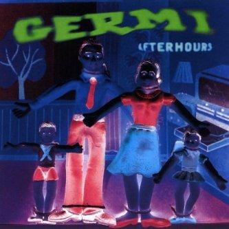 Copertina dell'album Germi, di Afterhours