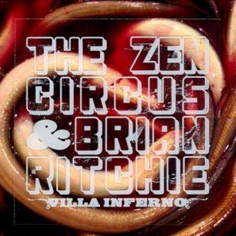 Copertina dell'album Villa Inferno (feat. Brian Ritchie), di The Zen Circus