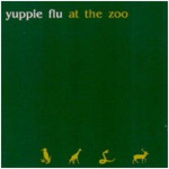 Copertina dell'album At the zoo, di Yuppie Flu