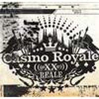 Copertina dell'album Reale, di Casino Royale