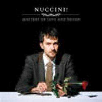 Copertina dell'album Matters Of Love And Death, di Nuccini! (Corrado)