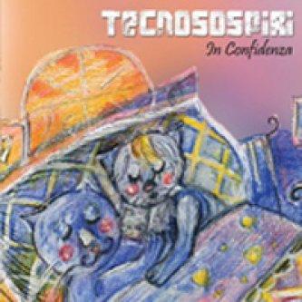 Copertina dell'album In Confidenza, di Tecnosospiri
