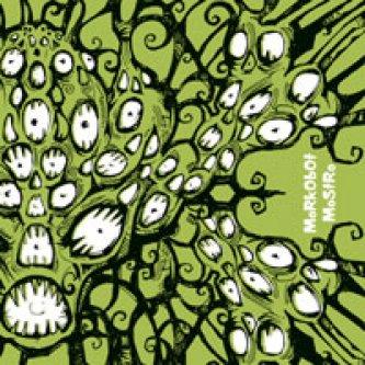 Copertina dell'album Mostro, di Morkobot