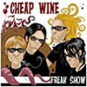 Copertina dell'album Freak show, di Cheap Wine