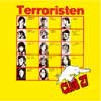 Copertina dell'album Terroristen, di Club 27