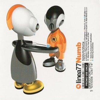 Copertina dell'album Numb, di Linea 77