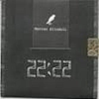 Copertina dell'album 22:22, di Matteo Allodoli