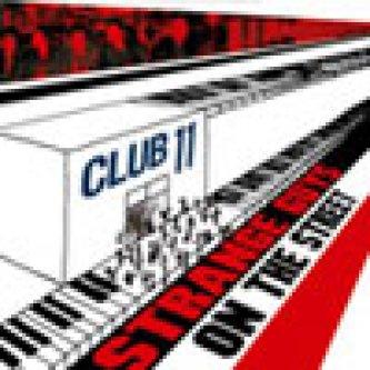 Copertina dell'album Strange guys on the street, di Club11