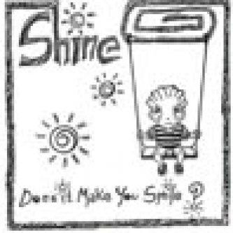 Copertina dell'album Does it make you smile?, di Shine [Lazio]