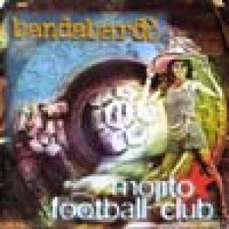Copertina dell'album Mojito Football Club, di Bandabardo'