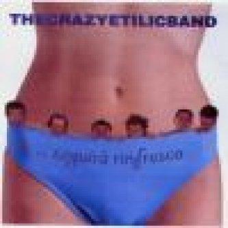 Copertina dell'album Seguirà Rinfresco, di The crazy etilic band