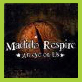 Copertina dell'album An eye on us, di Madido Respiro