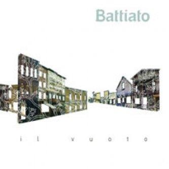 Copertina dell'album Il vuoto, di Franco Battiato