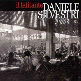 Copertina dell'album Il Latitante, di Daniele Silvestri