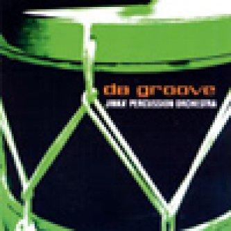 Copertina dell'album Da Groove, di Jinka' Percussion