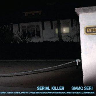 Copertina dell'album Siamo Seri, di Serial Killer