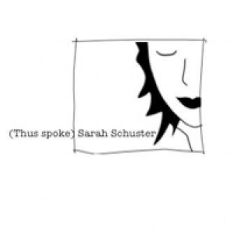 Copertina dell'album (Thus spoke) Sarah Schuster, di Sarah Schuster
