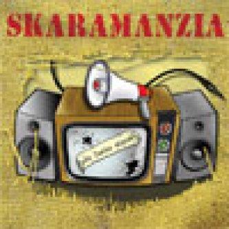 Copertina dell'album La lucha sigue, di Skaramanzia