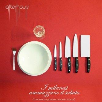 Copertina dell'album I milanesi ammazzano il sabato, di Afterhours