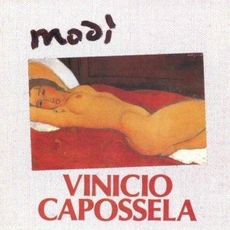 Copertina dell'album Modì, di Vinicio Capossela
