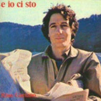 Copertina dell'album E io ci sto, di Rino Gaetano