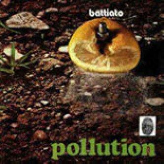 Copertina dell'album Pollution, di Franco Battiato