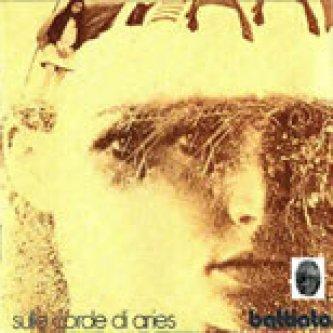 Copertina dell'album Sulle corde di Aries, di Franco Battiato