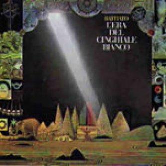Copertina dell'album L'era del cinghiale bianco, di Franco Battiato
