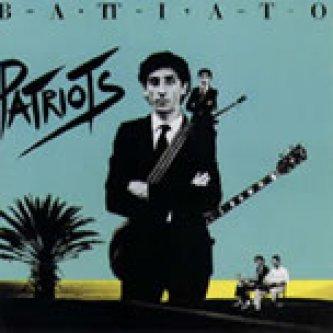 Copertina dell'album Patriots, di Franco Battiato