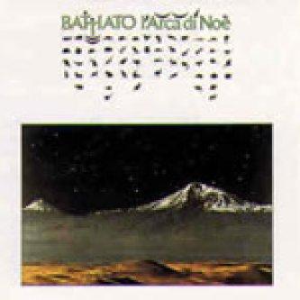 Copertina dell'album L'arca di Noè, di Franco Battiato