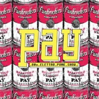 Copertina dell'album Elettro '80 (ep), di Pay