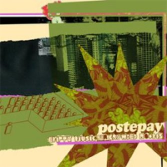 Copertina dell'album Empty Music for Crowded Rooms, di Postepay