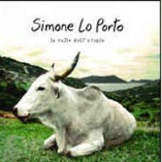 Copertina dell'album La valle dell'utopia, di Simone Lo Porto